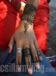 Hennafestés tanfolyam, kezdő henna @ CsillámVilág | Budapest | Budapest | Magyarország