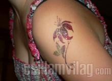 Csillám tetoválás és alkalmi testfestés képzés @ CsillámVilág Kft. | Budapest | Budapest | Magyarország